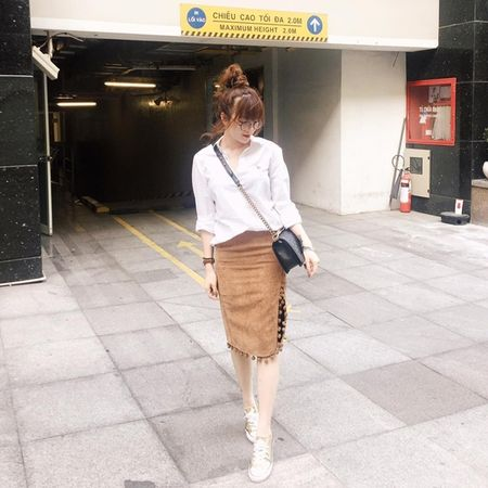 Me man street style cua my nhan Viet nhung ngay giap Tet - Anh 8
