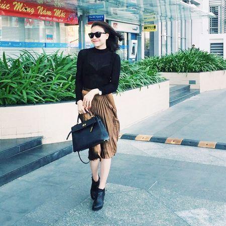 Me man street style cua my nhan Viet nhung ngay giap Tet - Anh 9