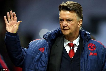 "Louis van Gaal ""no tung bung"" sau chien thang cua Man United - Anh 1"