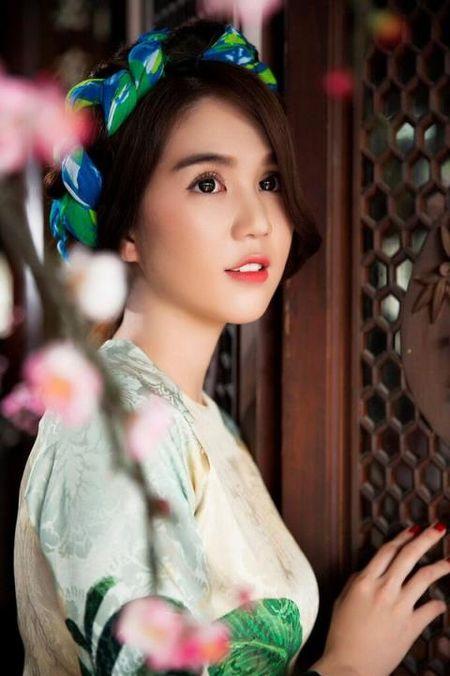 Ngoc Trinh bong man ma, nhac kheo dai gia chuyen ket hon - Anh 2
