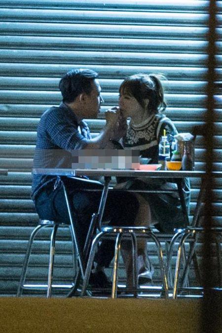 Hau chia tay Tien Dat, Hari Won hon Tran Thanh say dam - Anh 10