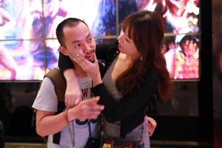 Hau chia tay Tien Dat, Hari Won hon Tran Thanh say dam - Anh 1