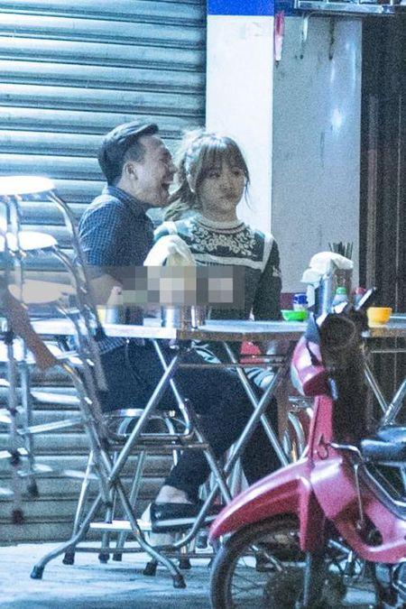 Hau chia tay Tien Dat, Hari Won hon Tran Thanh say dam - Anh 8