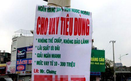 """""""Tin dung den"""" ton tai, co trach nhiem ngan hang - Anh 1"""