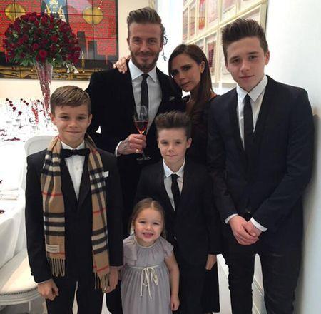David Beckham: 'Dep trai qua cung met' - Anh 2