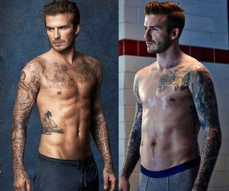 David Beckham: 'Dep trai qua cung met' - Anh 3