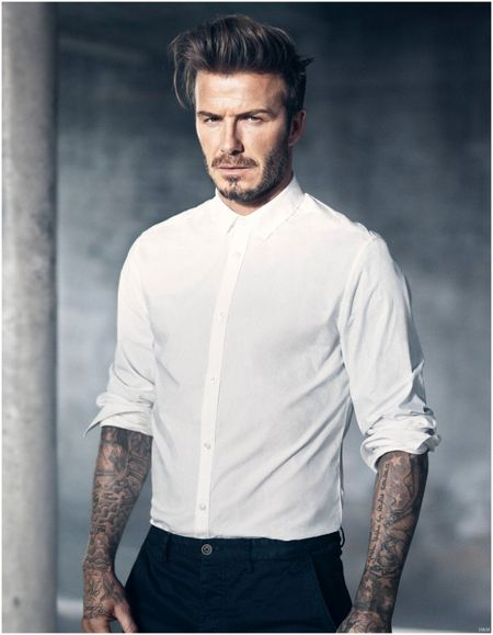 David Beckham: 'Dep trai qua cung met' - Anh 4