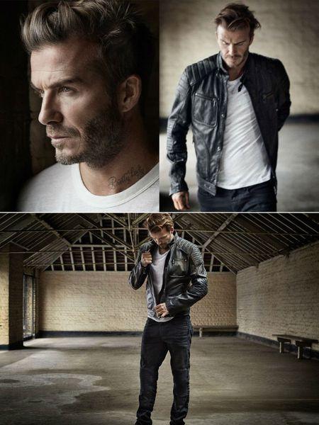 David Beckham: 'Dep trai qua cung met' - Anh 6