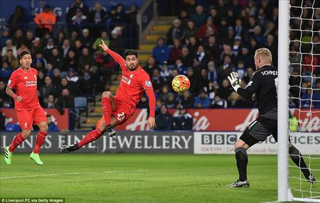 Leicester 2-0 Liverpool: Bay cung Jamie Vardy - Anh 3