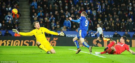 Leicester 2-0 Liverpool: Bay cung Jamie Vardy - Anh 4