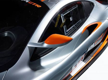 """Dot nhap"" gara sieu xe dua McLaren P1 GTR 820 ty - Anh 3"