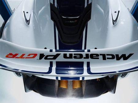 """Dot nhap"" gara sieu xe dua McLaren P1 GTR 820 ty - Anh 6"