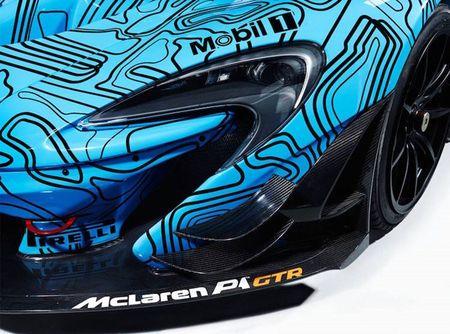 """Dot nhap"" gara sieu xe dua McLaren P1 GTR 820 ty - Anh 8"
