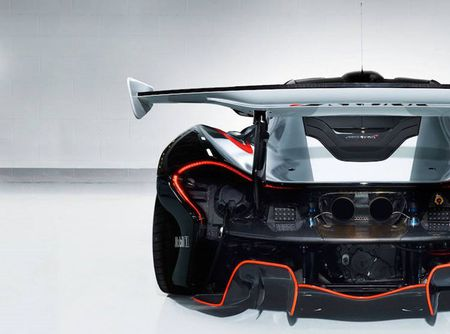 """Dot nhap"" gara sieu xe dua McLaren P1 GTR 820 ty - Anh 9"