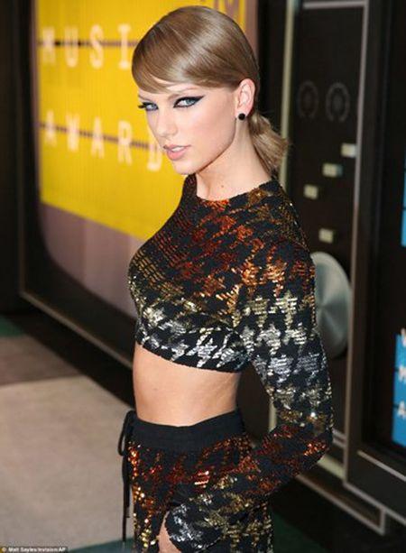 2015, nam cua Taylor Swift! - Anh 4