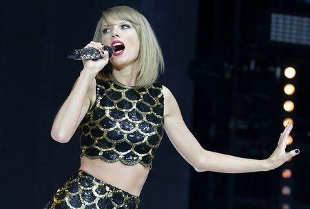 2015, nam cua Taylor Swift! - Anh 5
