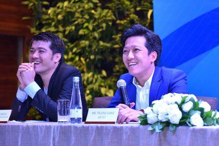 """Truong Giang ho hoi khi gap """"tinh tin don"""" Nha Phuong - Anh 1"""