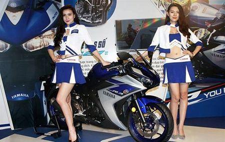 Yamaha tang gia 3 mau xe nhap khau tai Viet Nam - Anh 1