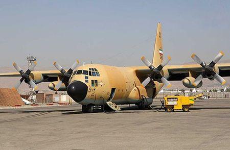 May bay C-130 Iran tham chien chong IS cung Syria? - Anh 1