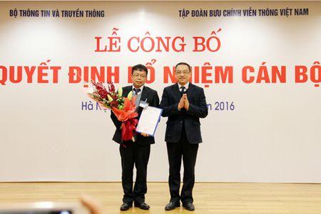 Ong Nghiem Phu Hoan lam Thanh vien Hoi dong thanh vien VNPT - Anh 1
