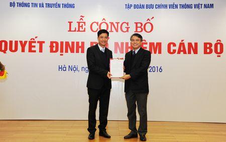 Ong Nghiem Phu Hoan lam Thanh vien Hoi dong thanh vien VNPT - Anh 2