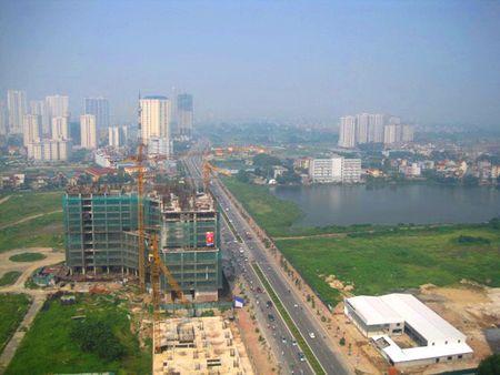 Xay do thi xanh 57 ha tai Nam Tu Liem - Anh 1