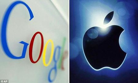 Cty me cua Google vuot mat Apple - Anh 1