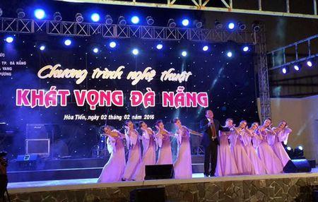 "Dem nhac ""Khat Vong Da Nang"": Doi mai hat ve Anh - Anh 2"