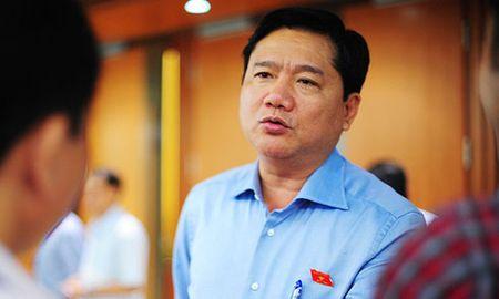 Bo truong Dinh La Thang yeu cau cach chuc TGD Cong ty CP Van tai duong sat Ha Noi - Anh 1