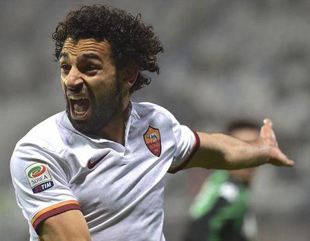 Vong 23 Serie A: AS Roma qua mat Inter lay hang 4 - Anh 1