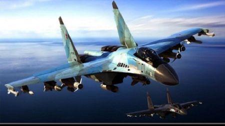 Tiem kich Su-35S khien phuong Tay 'lanh song lung' - Anh 1
