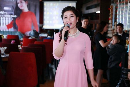 Ca sy Song Thao - Sao Mai 2015 'thay loi trai tim' voi album moi - Anh 2