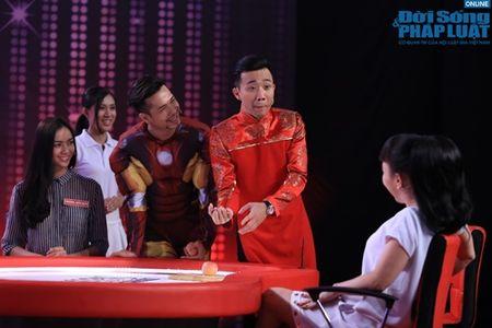 Tran Thanh mua vo Karate, chat tao bang tay - Anh 3