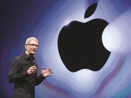 Tim Cook va bai toan dieu chinh chien luoc cho Apple - Anh 1