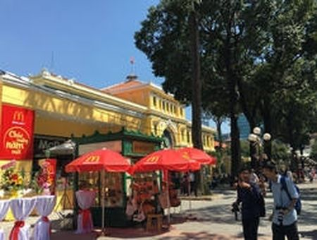 McDonald's muon tien ra Ha Noi trong nam 2016 - Anh 1