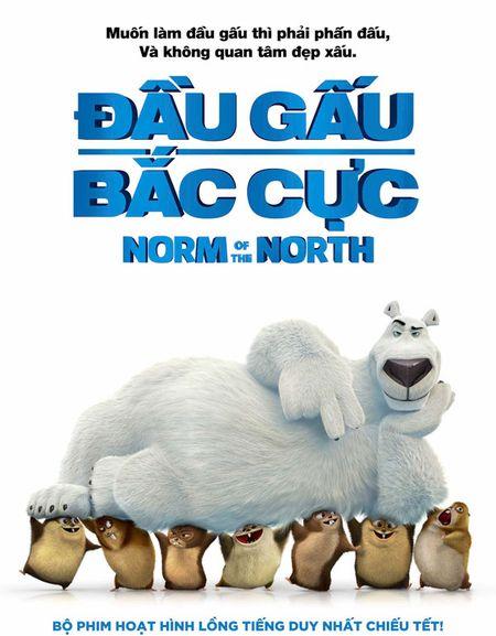 Dau Gau Bac Cuc - Phim gia dinh trong ngay Tet - Anh 1