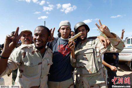 Khau sung vang cua ong Gaddafi dang o dau? - Anh 5