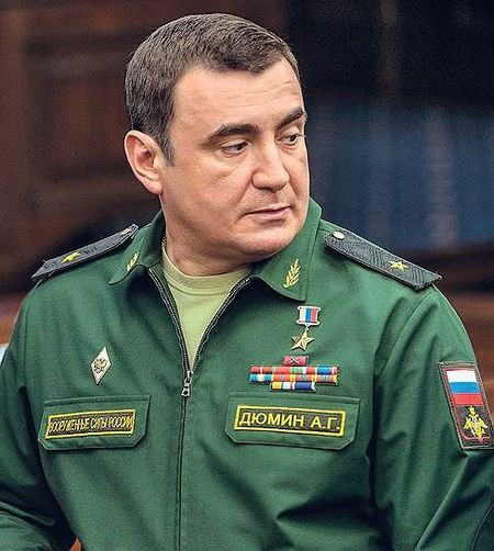 Bao Nga neu danh nguoi chi huy chien dich giai cuu V. Yanukovych - Anh 1