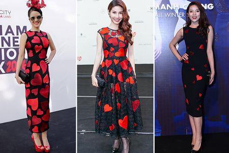Dolce & Gabbana ra BST trai tim do chung cam hung voi Do Manh Cuong - Anh 8