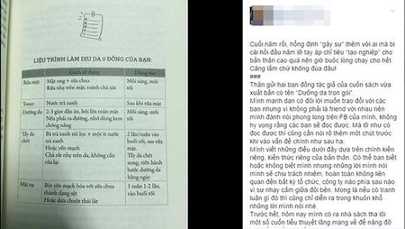 Tac gia sach lam dep best-seller giu quan diem 'dung dau an boi len mat' - Anh 1