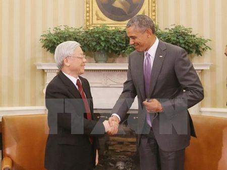 Dang Cong san Viet Nam luon doan ket, doi moi va dan chu - Anh 1