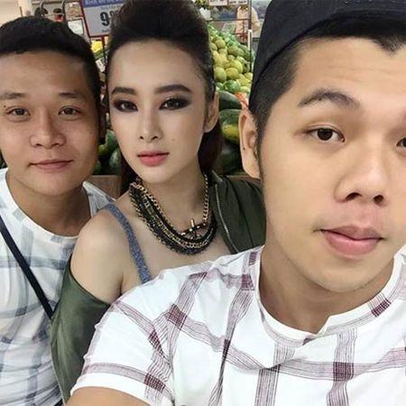 HH Diem Huong cho con trai 1 tuoi di lam toc don Tet - Anh 11