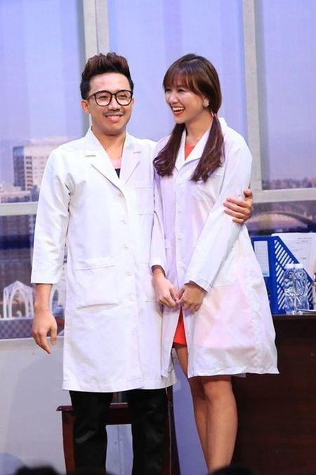 Tran Thanh chinh thuc thua nhan yeu Hari Won - Anh 1