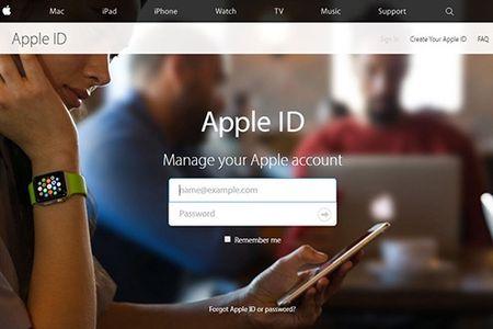 Tao va lam chu mot tai khoan Apple ID - Anh 1