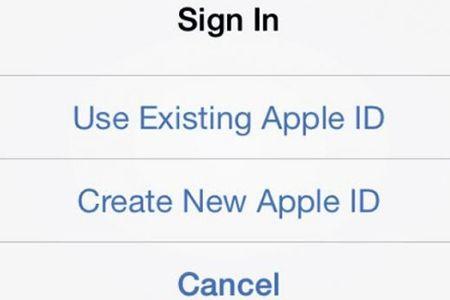Tao va lam chu mot tai khoan Apple ID - Anh 2