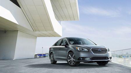 Subaru lap ky luc doanh so trong thang dau nam 2016 - Anh 1