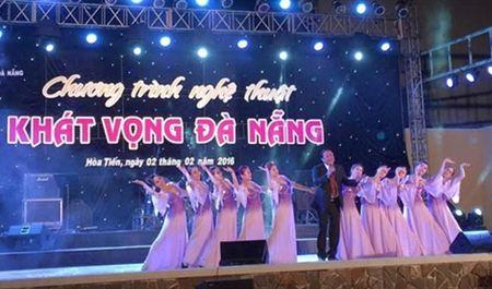 "Dem nhac ""Khat Vong Da Nang"" tuong nho dong chi Nguyen Ba Thanh - Anh 1"