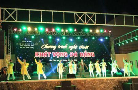 "Dem nhac ""Khat Vong Da Nang"" tuong nho dong chi Nguyen Ba Thanh - Anh 3"