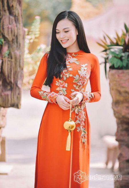 Nhat Tinh Anh tinh tu ben Cao Thuy Linh cung nhau don xuan - Anh 11