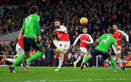 "Arsenal – Southampton: ""Ma am"" khung thanh - Anh 1"